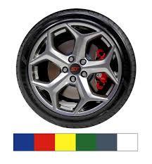 ford focus wheel caps focus st 2013 2016 premium grade center caps 4 velossa
