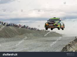 2017 rally subaru asbestos russia august 5 2017 final stock photo 708917575