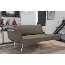dorel euro convertible futon with magazine storage