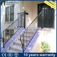 lowes banisters and railings best 25 outdoor stair railing ideas on pinterest deck stair iron