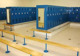 new study in locker rooms straight men act men act