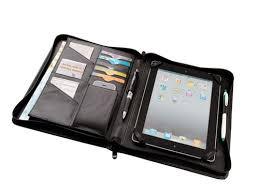 Cowhide Briefcase Ipad Briefcase Ipad Leather Portfolio Case Ipad Case In Cowhide