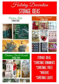 Christmas Ornament Storage Solutions by Christmas Storage Solutions U0026 Holiday Organizing Ideas Christmas