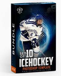 hockey templates for photoshop december ice hockey bundle photography photoshop template