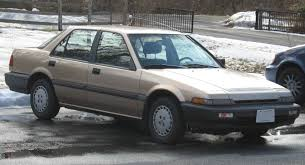 focos lexus honda accord 1988 honda accord information and photos momentcar