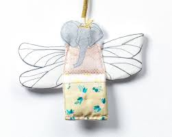 forest animal hanging angel elephant doll hanging ornament