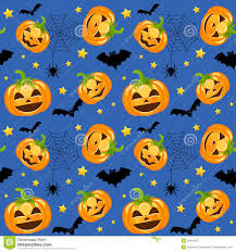 seamless halloween background halloween ghosts seamless stock photos image 34542383