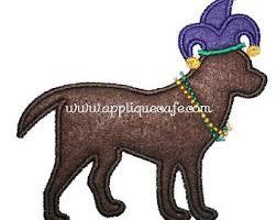 mardi gras jester ribbon dog dog with jester hat etsy