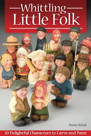 Wood Carving For Beginners Kit by Whittling Little Folk Kits Is A Great Kit For Those Beginners