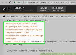 gogle play service apk how to the play app store 12 steps