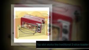 Hamilton Beach Cool Touch Toaster Hamilton Beach Toastation 2 In 1 2 Slice Toaster U0026 Oven 22703