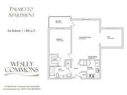 Treehouse Floor Plan Apartments U2013 Wesley Commons