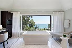 Bathrooms In The White House 20 Luxurious Bathrooms With A Scenic View Of The Ocean