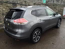 car finance nissan x trail used nissan x trail 2017 diesel 1 6 grey for sale in cork