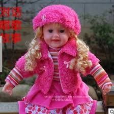intelligent dialogue doll talking doll barbie princess cute