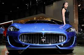 maserati fendi maserati grandturismo sport world debut at geneva evil inside