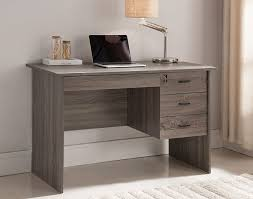 grey desk with drawers rustic grey desk with storage awesome computer inside 10