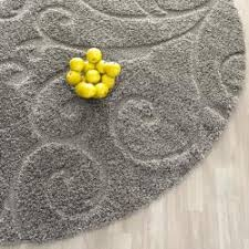 Grey Round Rug Circle Rugs Finest Grey Mexican Circle Rugs For Interior