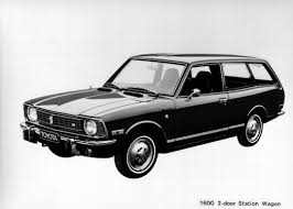 1970 toyota corolla station wagon 1971 1974 toyota corolla second 2nd generation toyota