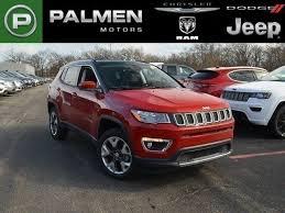 jeep compass limited red 2018 jeep compass limited kenosha wi 23779198