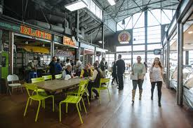 Culture Map Dallas by Food Halls The Country U0027s Biggest Food Trend Are Finally Making