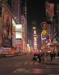 They Say The Neon Lights Are Bright On Broadway They Say The Neon Lights Are Bright On New York Nova York