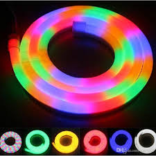 best new arrival led neon sign flex rope light pvc led light strips indoor outdoor led flex disco bar pub party decoration under 277 84
