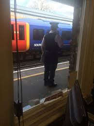 Barnes Station London Man Dead After Being Hit By Train At Mortlake Station Level