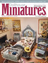 house beautiful dergisi miniatures