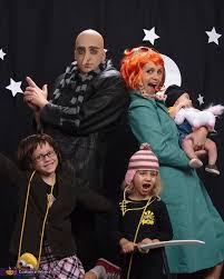 Gru Halloween Costume Despicable Despicable Family Costume