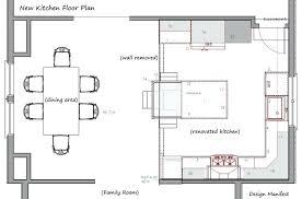 kitchen floorplan kitchen house plans open floor plan large kitchen bar island sink