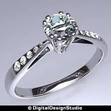 wedding ring model diamond rings 3d wedding promise diamond engagement rings
