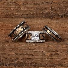 country wedding rings add a special touch to your big day with western wedding rings and