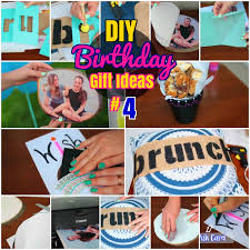 diy gift ideas 4 easy birthday gift ideas for friends and family