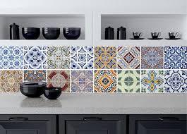 carrelage stickers cuisine stickers carrelage mural cuisine maison design bahbe com