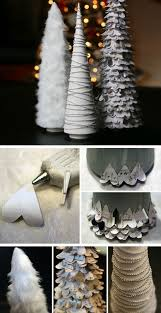 Decorations For The Home 16 Diy White Christmas Decorations For The Home Craftriver