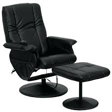 recliner with ottoman canada stupendous fjords mustang leather