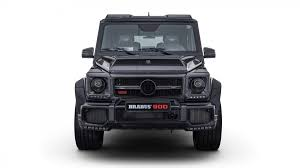 brabus 900 one of ten will leave stock mercedes amg g65 in the dust