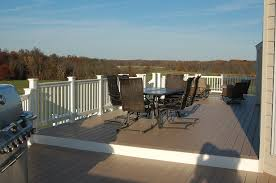 experienced deck contractor in poolesville maryland with azek decking