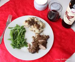 easy crock pot pork tenderloin living well kitchen