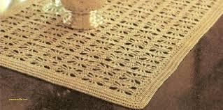 Crochet Table Runner Pattern Tablecloths Lovely Simple Crochet Tablecloth Patterns Easy