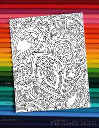 craft patch coloring valentine u0027s cards free