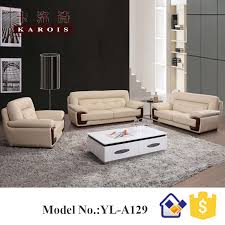 living room furniture ta china classic living room furniture household top grain leather sofa