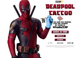 deadpool 2 tattoo promo cosmic book news