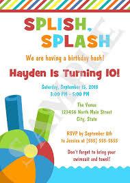 22 best splash pad bday images on pinterest pool parties splash