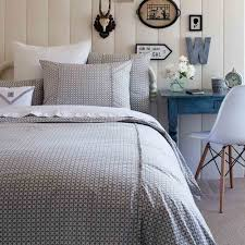 charleston grey duvet by taylor linens american country
