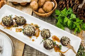 marsala home marsala soaked stuffed mushrooms home u0026 family hallmark channel