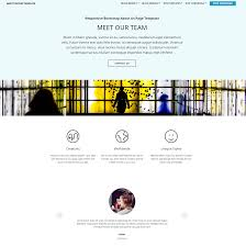 33 awesome free html5 bootstrap templates 2017
