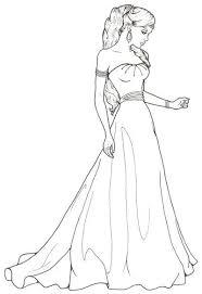 wedding dress coloring pages 450 best ausmalbilder barbie images on pinterest coloring books
