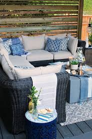 Summer Backyard Ideas Backyard Patio Ideas Clean And Scentsible